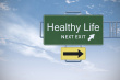 McVey Insyurance - Road Sign Health Life
