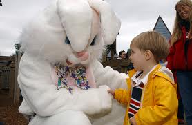 McVey Insurance, CA, Easter Bunny